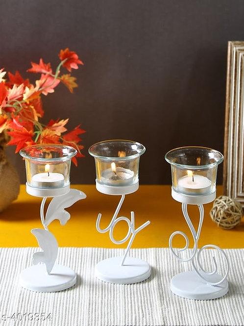 Elegant Tealight Candle Holders