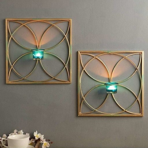 Divine Decorative Candle Holders