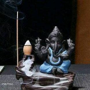 Beautiful Lord Ganesha Smokey Fountain