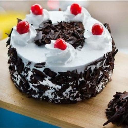 Premium Black Forest Cake half Kg