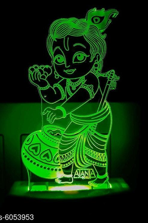 Krishana LED Table Lamp