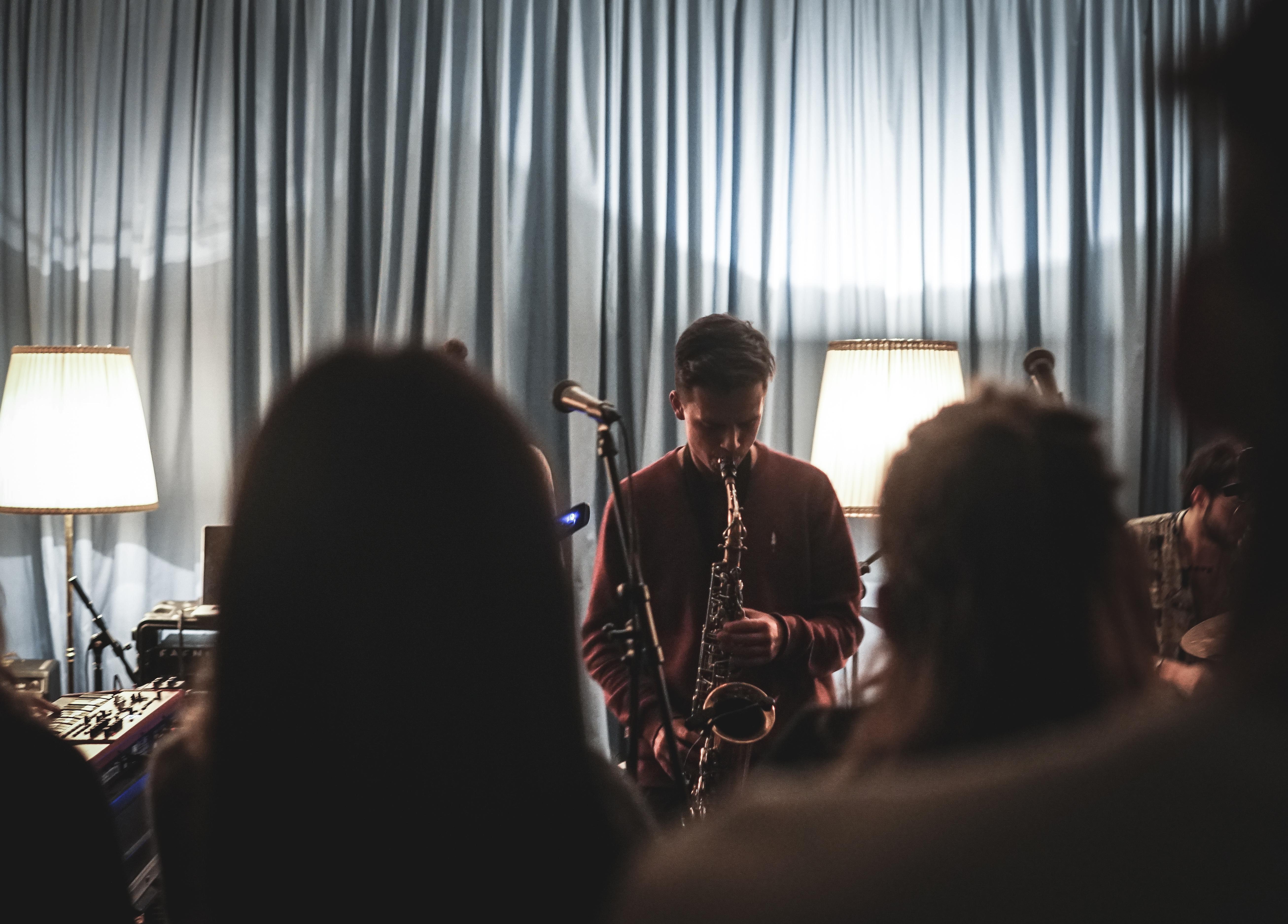 Mathieu Bitz (inemusige), alto sax