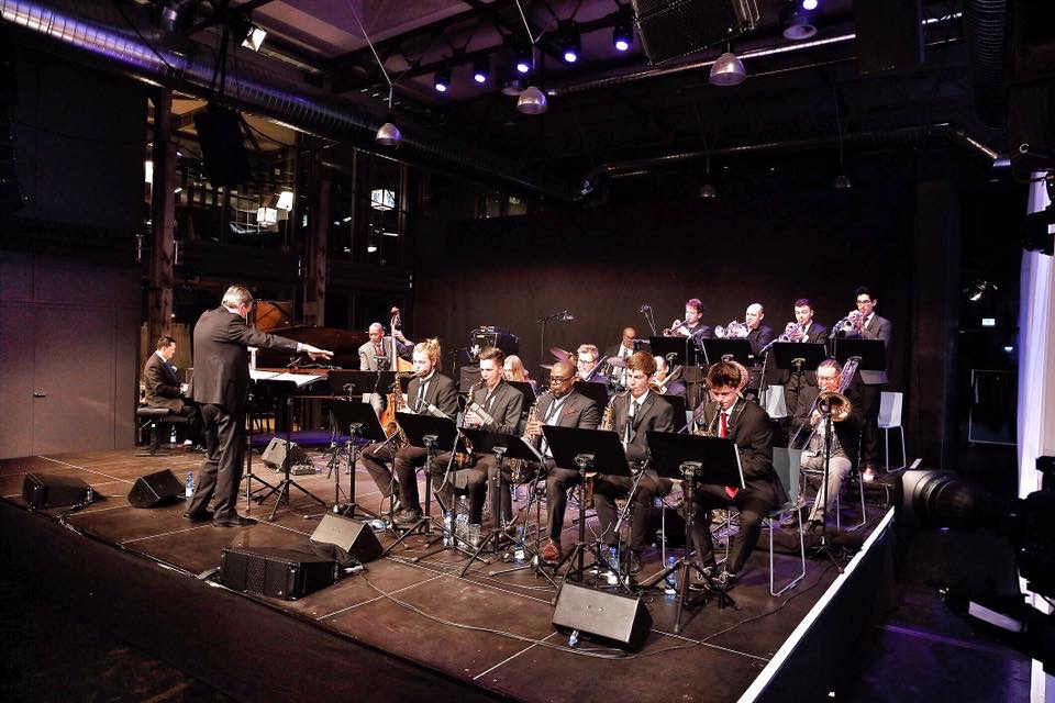 Ron Carter feat. The Swiss Youth Big Band, 2019