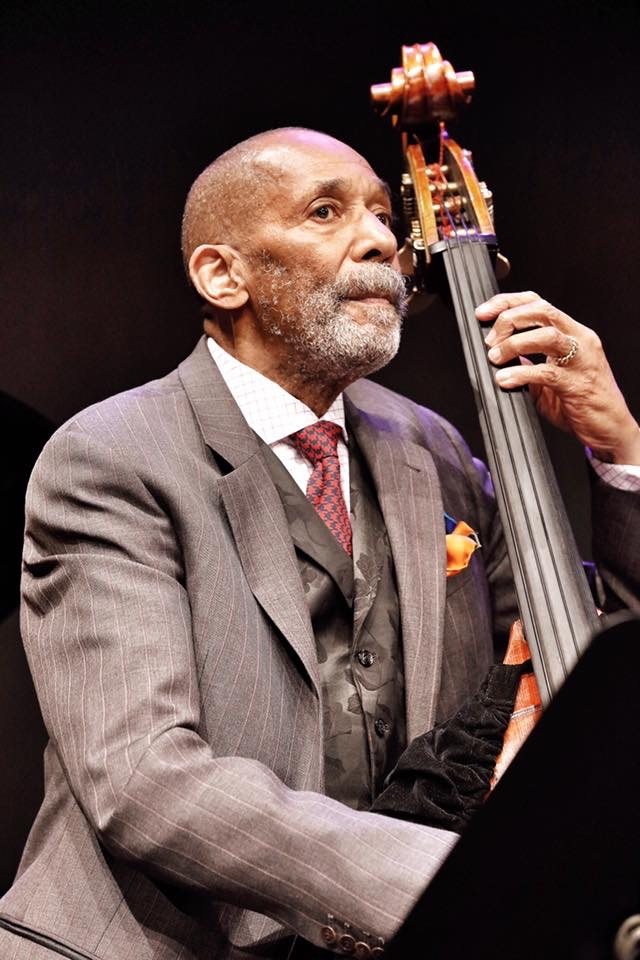 Ron Carter - photo by Hannes Kirchhof