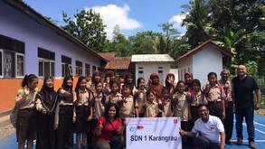 Sanierung der Dorfschule SDN 1 Karangrau