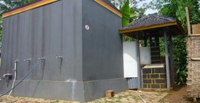 Wasserprojekt in Binangun – Brunnenbau und Zisterne