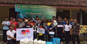 Spende für zwei Waisenhäuser