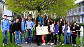 Klasse-Patenschaft aus Bonn