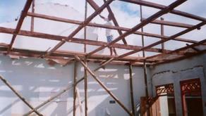 Dachsanierung Dorfschule