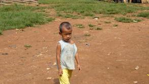 Waisen und Straßenkinder
