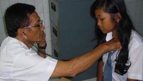 Erster Gesundheits-Check