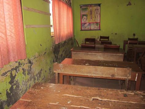 Renovierung von Kindereinrichtungen