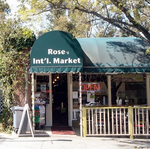 Rose Market Saratoga