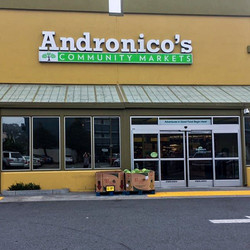 Andronico's Irving St SF