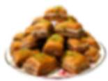 Baklava catered catering cater events parties wedding delicious fresh authentic light crisp natural healthy home-made hand-made family-owned baklava