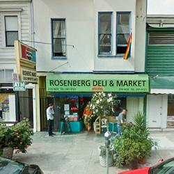 Rosenberg Deli SF