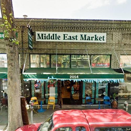 MIddle East Market Berkeley