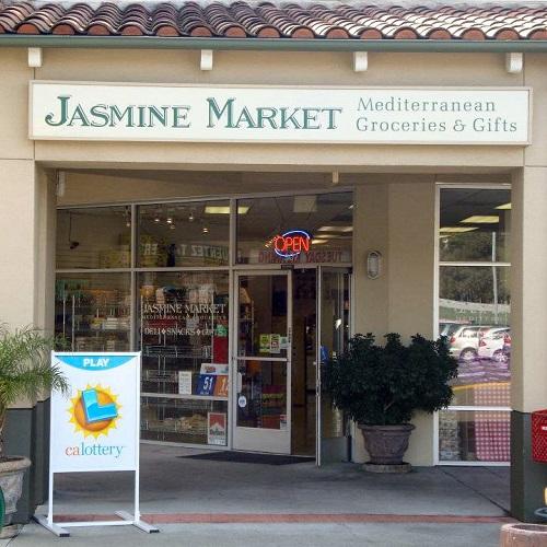Jasmine Market San Rafael