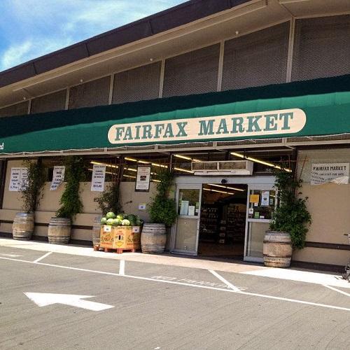 Fairfax Market