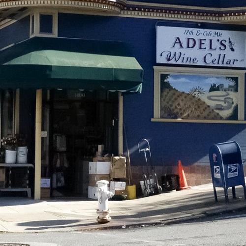 Adel's Wine Cellar SF