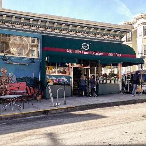 Le Beau Market SF