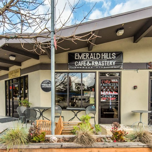 Emerald Hills Cafe Redwood City