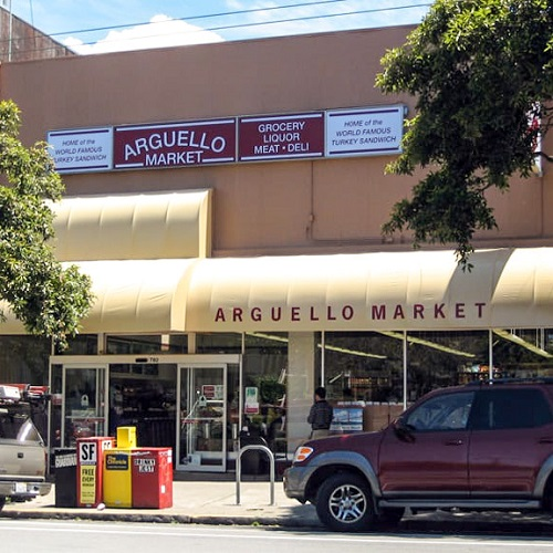 Arguello Market SF
