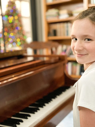 Christmas Piano Student.JPG