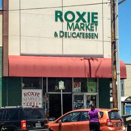 Roxie Market SF
