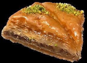 Baklava delicious fresh authentic light crisp natural healthy baklava