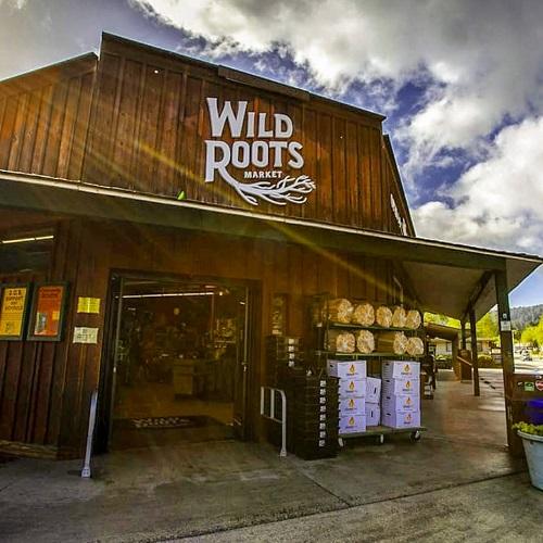 Wild Roots Market Felton