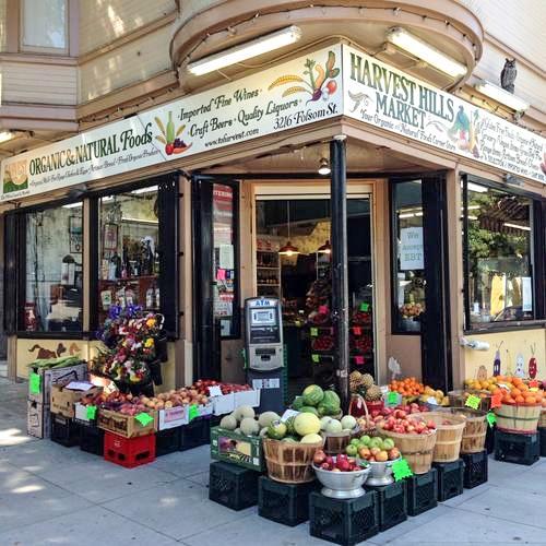 Harvest Hills Market SF