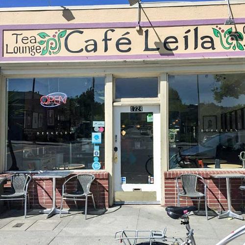 Cafe Laila Berkeley