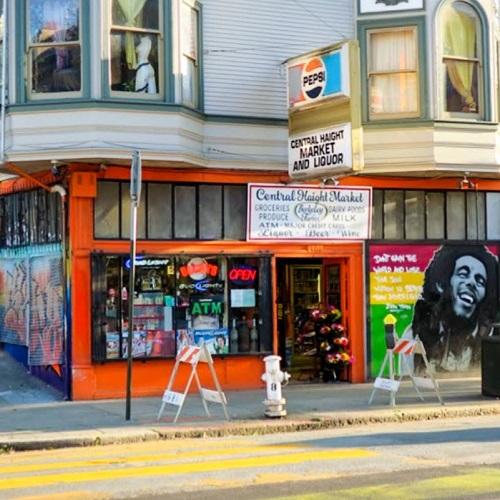 Central Haight Market SF