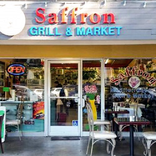 Saffron Market Novato