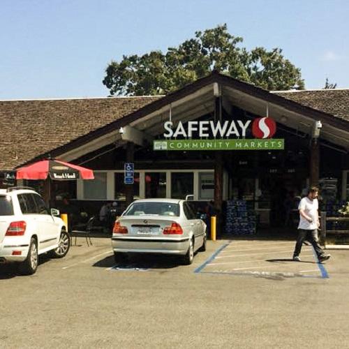 Safeway Shattuck Berkeley