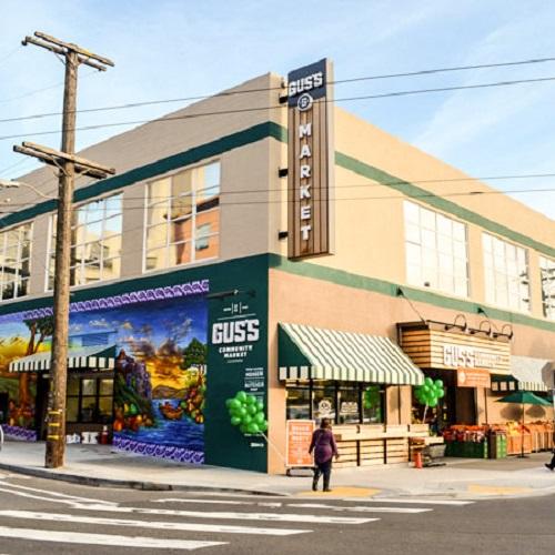 Gus's Market SF