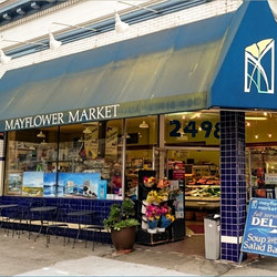 Mayflower Market SF