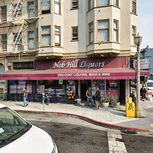 Nob Hill Liquors SF
