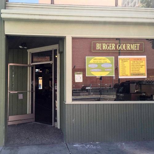 Burger Gourmet Oakland