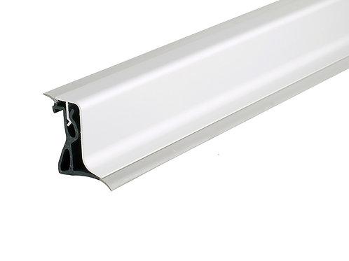 Copete 1501 aluminio Plata brillo