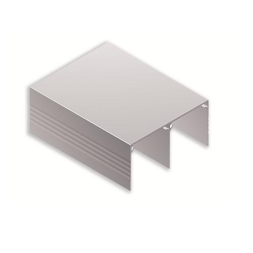 Guía superior 760 6 metros Blanco brillo
