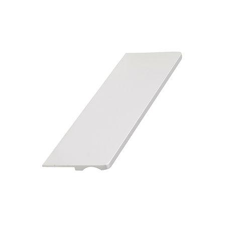 Tirador modelo 10 adhesivo Plata mate de 150 mm