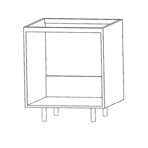 Mueble baño H730xF430xA1000 Blanco