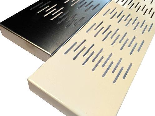 Rejilla de inducción inox de 85mm para M-60 para melamina de 19