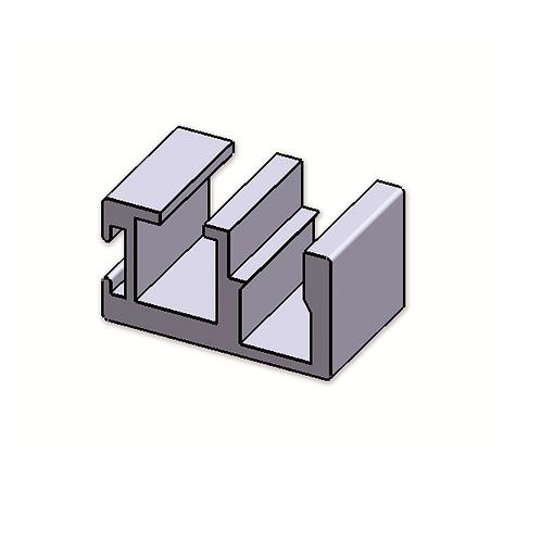 EASY II - Perfil tirador interno MP 102