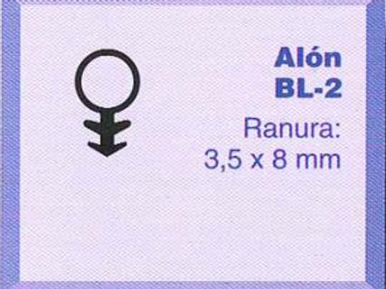 P.V.C. ALON BL-2 Marrón