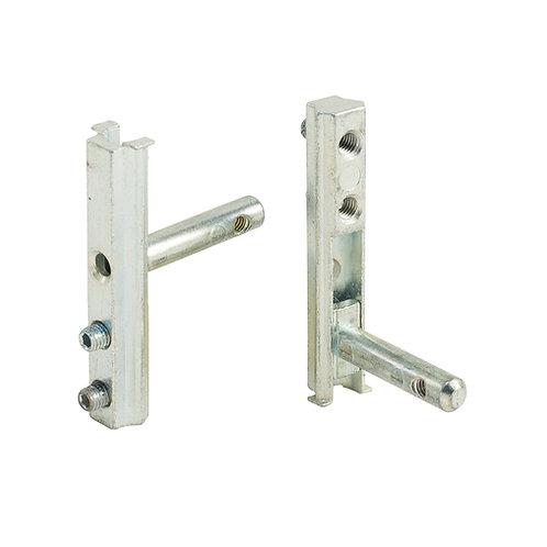 "Sistema SH - Puerta ""Fai da te"" -Kit unión parteluces puerta"