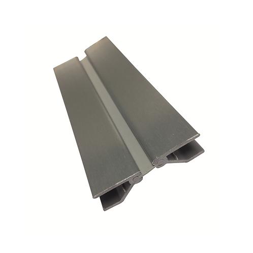 Esquina graduable pvc con lámina de aluminio 100 mm