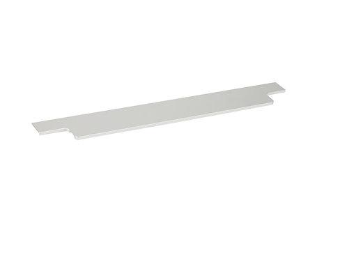 Tirador modelo 11 adhesivo Plata brillode 997 mm